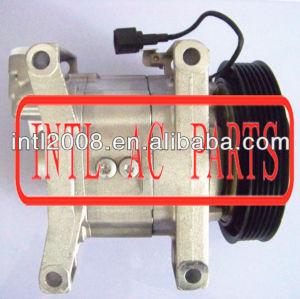 Automóvel compressor ac dkv14g nissan 200sx sentra/infiniti g20 1995-2006 1998 01 92600 - 8b760 92600 - 4z000 92600 - 8b700 4s 58456