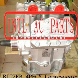 ônibus de refrigeração bitzer 4 pfcy compressor ac 100% original bitzer compressor de ar con 4 ufcy 4 nfcy 6 ufcy 6 nfcy 4 ufry 4 nfry 4 tfcy