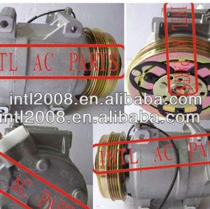 Pv7 dks17bd compressor ac mitsubishi zinger fuzion 2.4 2005-2008 05 2006 06 2007 07 2008 08