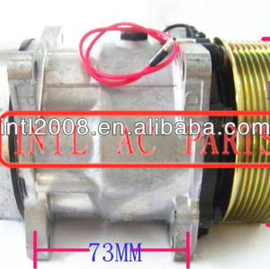 nova sanden sd7h13 706 8902 compressor ac bomba pv8 119mm sanden 709 7h13 sd706 8902