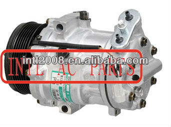 ac auto compressor sanden sd6v12 6v12 opel corsa gm astra zafira meriva 6pk 09132922 1854107 1429 1440 4251 co 4256 1418 1423