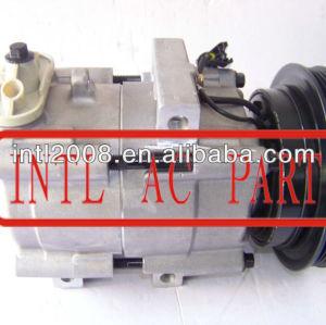 Pv4 fs10 de ar do carro compressor ac para hyundai elantra, sotaque tiburon, kia sephia 94-98 4s 57154 0k20b61450e ok24c61450a 0k20b61450d