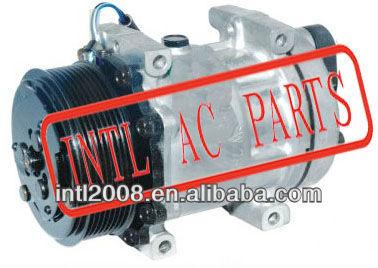 Ar condicionado compressor ac jeep chrokee 8pk polia kompressor sanden sd709 7h15 sd-709 sd7h15