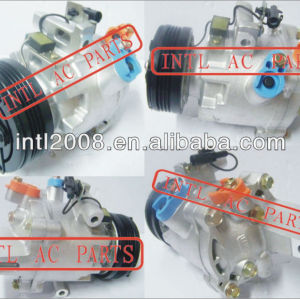 Ar condicionado automático de uma/c ac compressor 2010 2011 2012 suzuki swift 4pk qs70 kompresor 95201- 68la1 95200- 68la1 aks200a205a