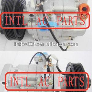 Ac condicionado compressor de ar 03-09 Mazda 3 1.3 1.6 6pk BP4K-61-K00 H12A1AG4DY H12-A1A-G4DY BP4K-61-K00B BP4K61K00A BP4K61K00B