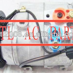 10s17c compressor ac mitsubishi montero limitada 7pk polia mr568288 mr500877 447220-3984 471-0388 471-1388 4472203984 4710388