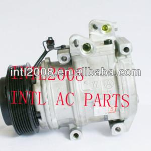 Denso 10pa17c compressor ac para kia sorento 2.5 crdi diesel hyundai um/c bomba 97701- 3e050 16250-23500 4k501- 0129 97701- 3e000