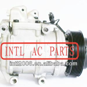 97701-3E050 16250-23500 977013E050 1625023500 DENSO 10PA17C auto ac compressor para 2004-2008 Kia Sorento 2.5 CRDi