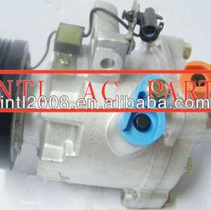 Qs70 con air compressor ac carro suzuki swift 2011 2012 suzuki wagon r solio 95201- 68la1 95200- 68la1 aks200a205a aks011h201f k12b