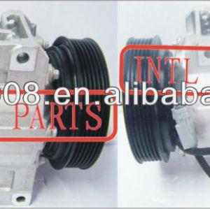 Auto um/c ac compressor dnk335 nissan x- trail t31 2.5l 6pk pv6 polia kompressor 92600jg30a 92600jg300 92600et82a 92600-et82a