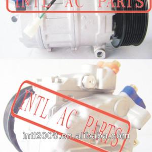 Denso 7sb16c 7sbu16c 9pk 24v compressor ac para mercedes benz axor om 457/mb axor/mb caminhão