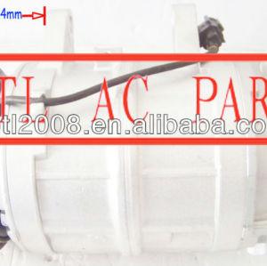 Auto um/c ac compressor dks-17ch dks17ch caravana nissan urvan e25 isuzu como 4pk 506012-0160 506211-8270 92600-vw100 5060120160