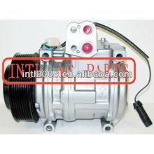 10pa15c trator john deere manipulador telescópico compressor ac 8pk kompressor 447300-0390 447200-223 al155836 44710-8931 471-0458