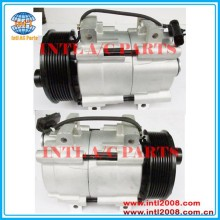 Hcc hs18 compressor ac para dodge ram 2500 3500 diesel pickup truck 5.9l 6.7l 2006-2009 55111411aa 55111411ac 55111411ad