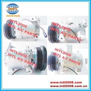 8973694180 897369-4180 a4201178a03000 auto ar condicionado um/c compressor para 2005- chevrolet luv d-max/dmax isuzu 3.5 marca novo