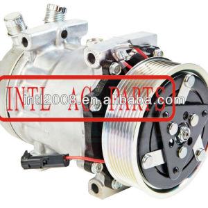 Sanden sd709 7H15 709 SD7H15 8083 auto ar condicionado ac compressor para Kenworth Truck