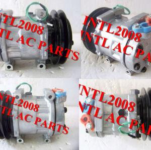 Sd7h13 706 8116 8947 ar condicionado compressor ac para caminhões isuzu fvr23 fvd23 fvr fvd frr33 6hh1 8.2l 1996-2000 92955586