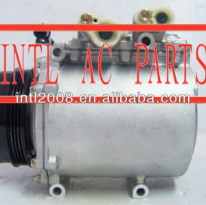 Ac compressor mitsubishi msc130cv starwagon l400 wa 1994-2003 mb958789 akc200a601d 4pk kompressor polia