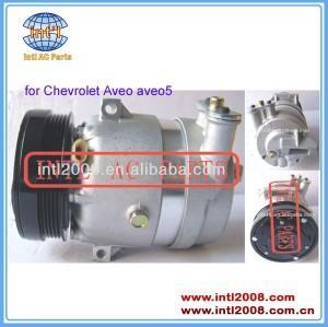 Delphi V5 A / C Compressor para Chevrolet Aveo aveo5 Pontiac G3 1.6 L4 2009-2011 95907421 95966586 95966587 96801208 CO 22234C