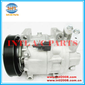 92600-2Y01A 926002Y01A 9260M-0L700RE 9260M0L700RE Calsonic CWV618 a / c compressor para 1999-2001 Infiniti I30 e Nissan Maxima 3.0
