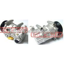 Sd6c12 6C12 1363 uma / c compressor Peugeot 207 307 407 408 & Citroen C2 C4 C5 9671216280 9651910980 6453QK 6453QJ 6453WL 96786560