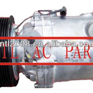 Cr14 ar condicionado auto um/c ac compressor holden rodeo ra 6ve1 calsonic cond ar compressor 2003 2004 2005 2006(11087) 6pk