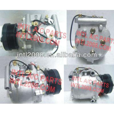 Sanden 3211 4917 4981 trs105 pv6 compressor ac para saab 9-3 1998-2003 4635892 77547 65646002036 kompressor