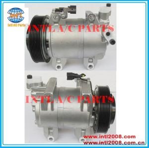 Compressor de ar para nissan murano/navara/pathfinder 2.5 dci/d40 2005> 506012-1122 92600-eb01b 92600-eb300 92600-eb01a 92600-eb30