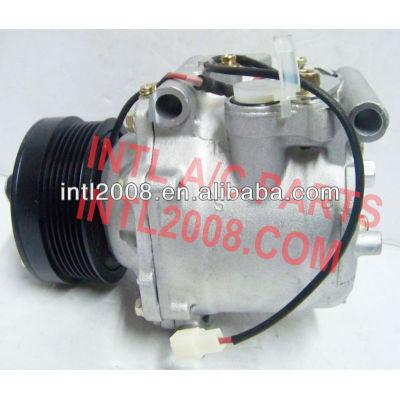 Ac ar condicionado compressor sanden trs105 saab 9-3 6pk 4635892 4917 3211 77547 co 4917ac 1999 2000 2001 2002 2003