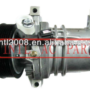 Cr10 ar compressor ac para nissan( grand) livina/cubo 1.6/versa tiida 92600-cj73a a42011a2901501 w09g2211457 92600cj73a