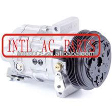 Ac auto compressor dcv14j saturno l- série 2.2l 2000- 2004 5pk 22676735 19130489 404220-0570 57543 co 10679re kompressor ar