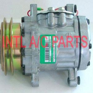 Uso universal 7b10 um/c ac compressor( kompressor)/compresor aire acondicionado com único polia embreagem a1