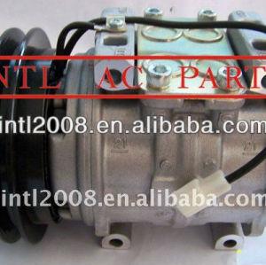 denso 10p13c co 10007re ac auto compressor do ar condicionado para a toyota