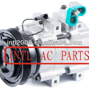 Air compressor ac hs18 santa fe hyundai kia optima 5pk co 10703sc 58187 9770126011 97701-26011 9770138071 97701-38071