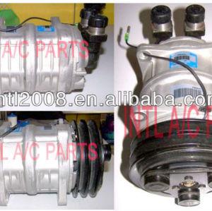 2PK SELTEC gelo TM-15HD TM-15HS ar condicionado compressor / ac kompressor 103-55023 2521316 488-45023 435-55023 QP-15HD 1316 12 V