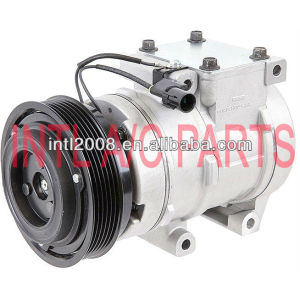 6PK Denso 10PA17C China manufacture A/C Air Compressor for Kia Mohave/KIA BORREGO/ Hyundai Genesis 97701-2J100 977012J100 97701 2J100/ Kompresor