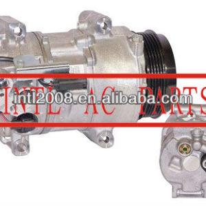 Ar uma/c compressor 6seu16c mercedes- benz uma- classe w169 b- classe w245 5pk 4471907700 4471905231 4471905230 a0012309111 kompressor