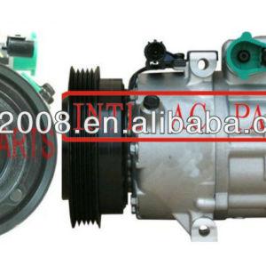 Hcc vs16 carro um/compressor ac para hyundai accent 1.5 1.6 diesel crdi, elantra, i30 i20/kia ceed 97701- 1e300 977012h202 tsp0155935