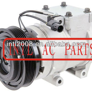 Ac auto compressor 10pa17c hyundai genesis coupe 2.0l 3.8l kia borrego 6pk 97701- 2j100 977012j100 co 10994x ac comp