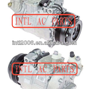 Ac compressor 7sbu16c para bmw 540i m5 z8 740il 740i 4.4l 4.8l 5.0l 6452-8363-485 64528363485 64528385921 4471709250 4471007600