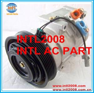 Denso 10s20c um/compressor ac para toyota sienna 3.3 2004-2006 88310-08030d 88310-08031 88320-08050 88320-08051 471-1010 10854c co