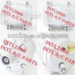 Tm-21 tm21 auto ac compressor sem( w/s) embreagem 100% nova qualidade superior ajuste para diferentes de embreagem de tm21 e conector