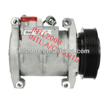 Denso carro 10s17c um/c compressor aplicável para honda accord 2.0 2.4 38800-raa-a01 38810-rba-006 447220-4863 447180-4676 tsp01554