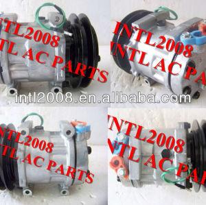 Brand New SD7H13 Sanden 7H13 8947 S8947 A/C Compressor 24V High Quality/ Kompressor