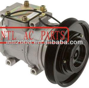 Denso 10pa17c ar compressor ac para honda accord odyssey acura cl 2.2l 2.3l 6pk um/compressor c