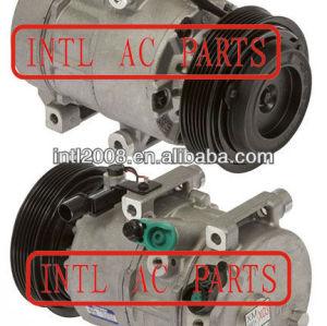 Dv16 6sbu16 ar compressor ac assy 2007-2010 rondo kia l4 2.4l 6pk 97701- 1d200 977011d200 kompressor ac