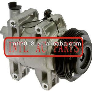 Dks17d auto compressor da ca 2002 2003 2004 2005 2006 nissan altima l4 2.5l 92600- 8j021 926008j021 6pk kompressor