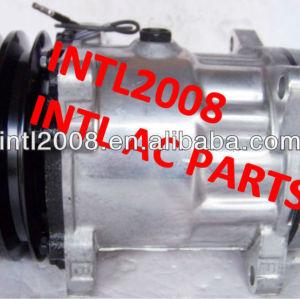 sd7h15 ac ar condicionado compressor sanden 7h15 agco massey ferguson 2pk 3779466m1 3763384m91 7960 8056 7878 8096