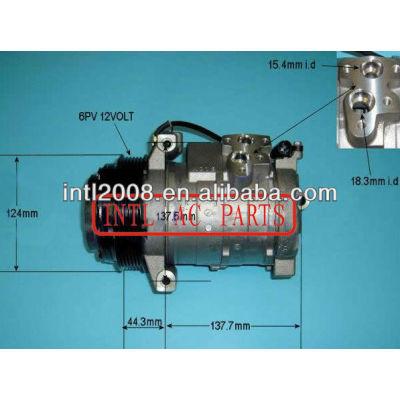 Ar condicionado compressor ac 2001-2004 jeep grand cherokee 2.7 crd 6pk 447220-4840 447180-4620 4472204840 4471804620 55116839aa
