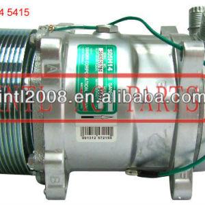 10pk 125mm 24v universal carro condtioner ar sd508 5415 sd5h14 compressor 508 5h18/auto ac( um/c) compressor 508 sd5h14